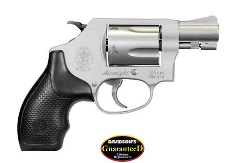 Smith & Wesson Model:Model 637 - 38 Chiefs Special Airweight