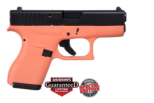 Apollo Custom|Glock Model: 	42 Coral