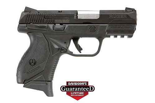 Ruger Model:American Pistol Compact, With Manual Safety