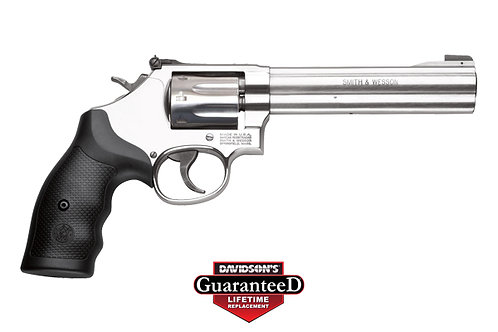 SMITH & WESSON MODEL 648 22M REV 6SS 8RD AS