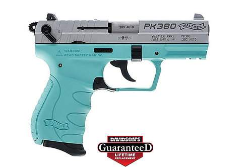 Walther Arms Inc Model: PK380