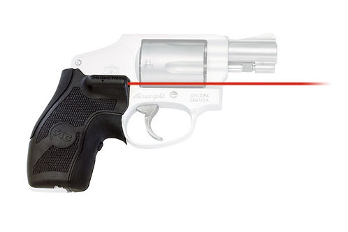 Compact Lasergrip Fits:S&W J-Frame Round Butt