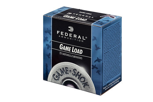 FEDERAL GAME 20G 2.75-.875-6