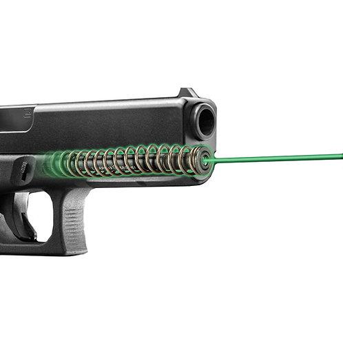 LaserMax Guide Rod Laser Sights - Glock 17, Generation 4, Green
