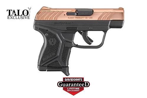 Ruger Model:LCPII TALO Edition Rose Gold