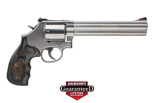 Smith & Wesson Model: 686 PLUS - Distinguished Combat Magnum