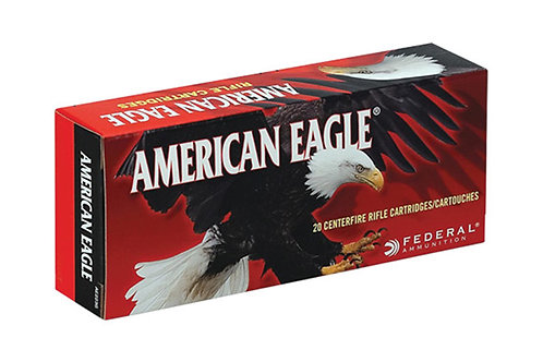 FEDERAL AMERICAN EAGLE .308 150 GR. FMJ BOAT TAIL