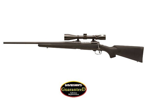 Savage Arms Model: 	11 Trophy Hunter XP Youth Left-Hand