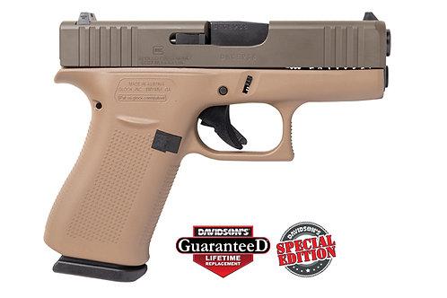 Apollo Custom|Glock Model:43X