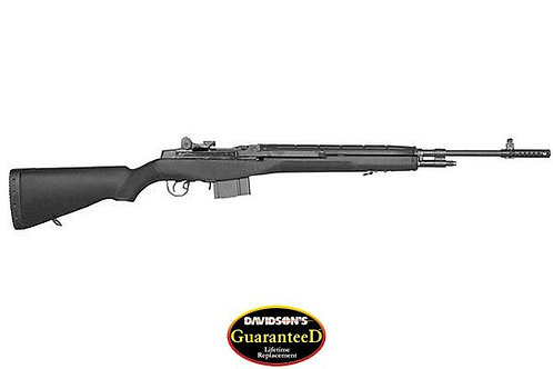 Springfield Armory Model:M1A Loaded Standard California Approved