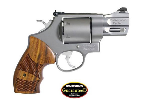 Smith & Wesson Performance Ctr Model:629 Comped Hunter