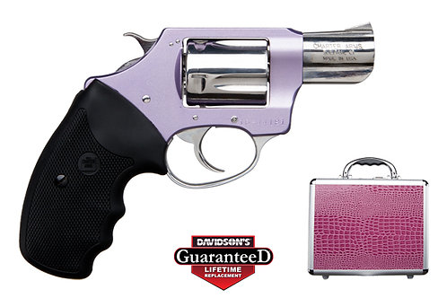Charter Arms Model:Lavender Lady Undercover Lite