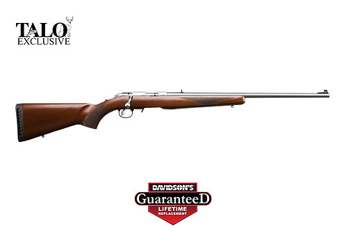 Ruger Model: 	Ruger .17HMR American Rimfire Rifle TALO Edition