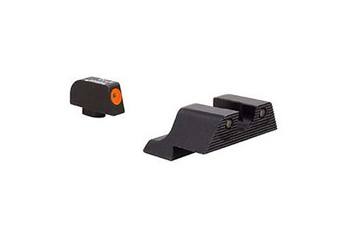 Trijicon HD 3 Dot Night Sight Set Fits:Glock 42 and 43