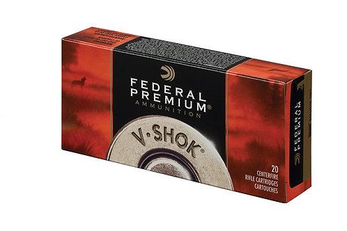 FEDERAL PREMIUM VITAL SHOK 7MM 165GR BTSP