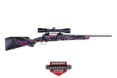Savage Arms Model:110 Apex Hunter XP Youth Muddy Girl Camo