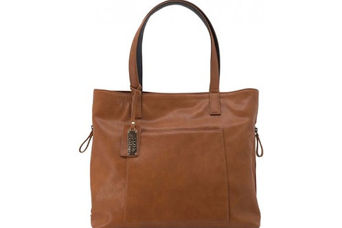 CAMELEON RHEA CONCEAL CARRY PURSE TOTE STYLE BROWN