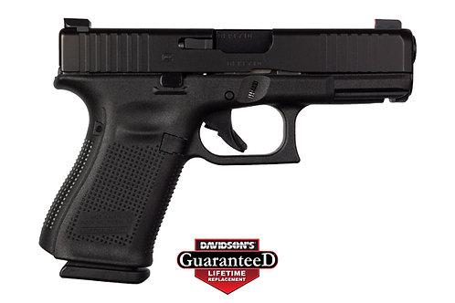 Glock Model:Gen 5 19 Front Serrations 15+1