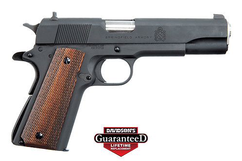 Springfield Armory Model:Mil-Spec 1911A1 Defenders Series