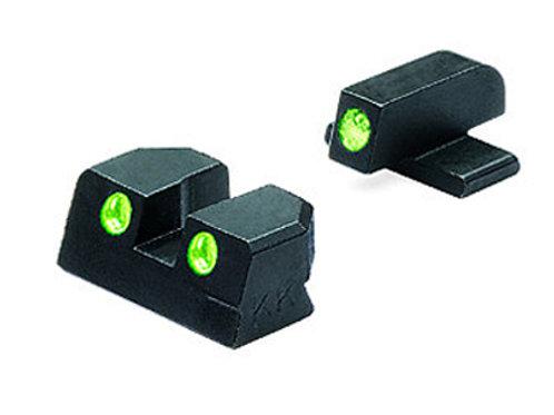 Meprolight Sights Springfield 9mm & .40 XD Series