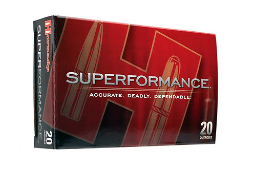 HORNADY SUPERFORMANCE .308 165 GR. SST