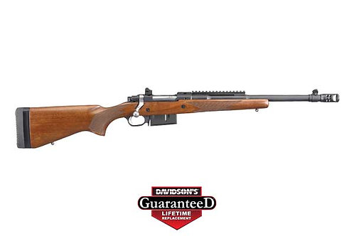 Ruger Model:Gunsite Scout Rifle Right-Hand