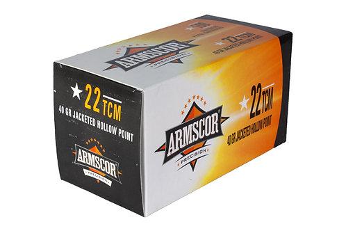 ARMSCOR 22TCM 40GR JHP 100PK