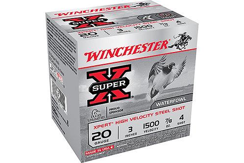 WINCHESTER SX STEEL 20G 3-.875-4
