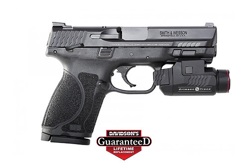 Smith & Wesson Model:M&P9 M2.0 Compact With Crimson Trace Tac Light