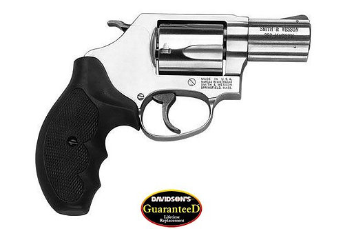 Smith & Wesson Model:Model 60 - Chiefs Special