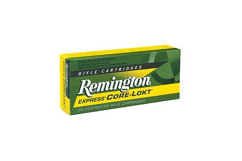 REMINGTON CORE-LOKT 7X57 (7MM MAUSER) 140GR PSP