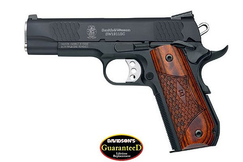 Smith & Wesson Model:SW1911SC Enhanced E Series