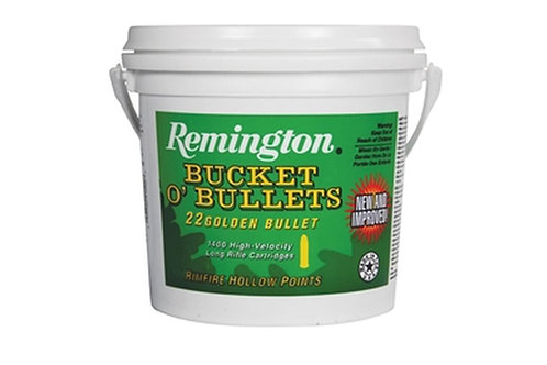 REMINGTON CARTRIDGE 22LR 36GR HP 1400RD