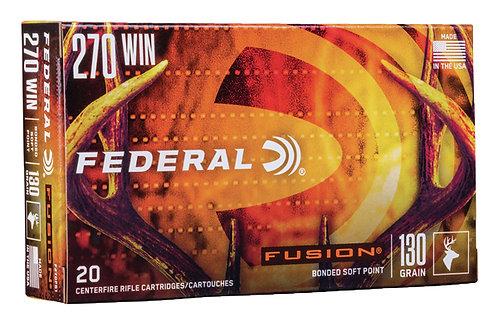 FEDERAL FUSION 270 130GR