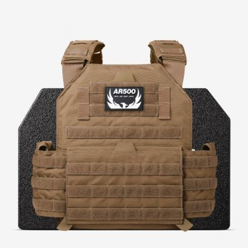 AR500 Armor® Veritas General Issue Package - Carrier & Plates