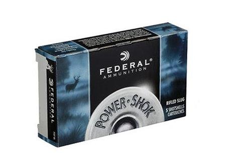 Federal SLG RFLD 12G 3 1.25OZ HP
