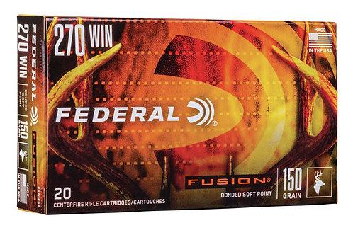 FEDERAL FUSION 270 150GR