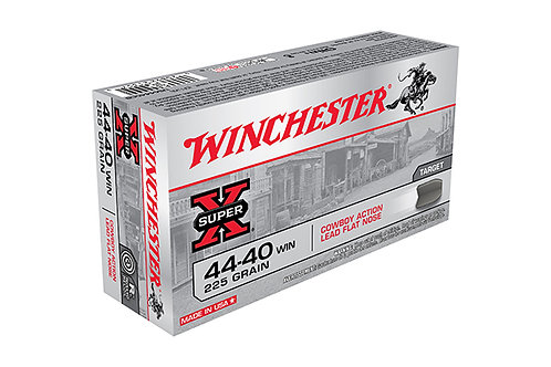 WINCHESTER SUPER X .44-40 225GR LD CWBYACT