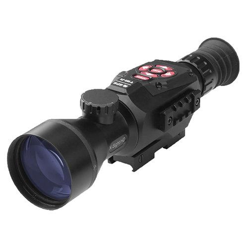 ATN Corporation X-Sight II Rifle Scope 5-20x Smart HD Digital Night Vision, Matt