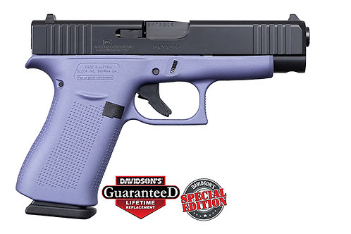 GLOCK 48 USA 9MM ORCHID BLK 10R