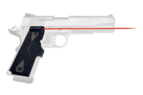 Crimson Trace Lasergrip Fits:1911 & 1991A1 Full Size Frames