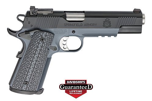 Springfield Armory Model: 1911A1 Loaded TRP Operator Light Rail