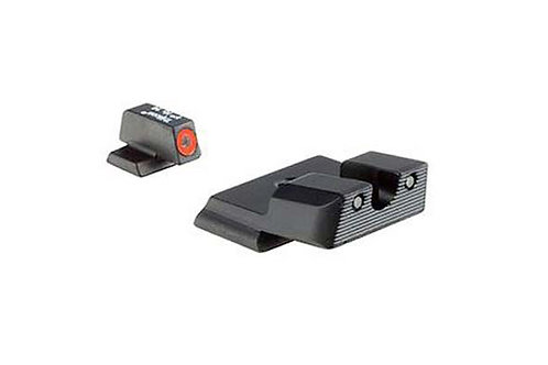 Trijicon HD 3 Dot Night Sight Set Fits: 	S&W Shield 40, 45 & 9MM