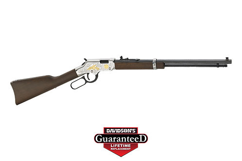 Henry Repeating Arms Model:Golden Boy 2nd Amendment Tribute Edition