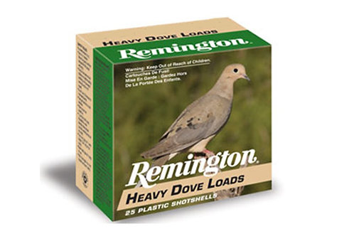 REMINGTON HEAVY DOVE 20G 2.75-1-8