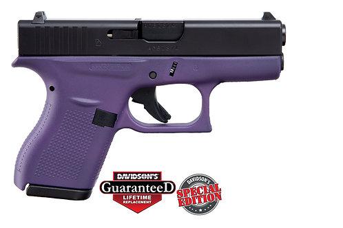 Apollo Custom|Glock Model:42 Purple