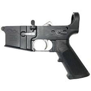 LOWER RECEIVER WITH LPK INSTALLED WITH AMBI SAFETY SELECTOR