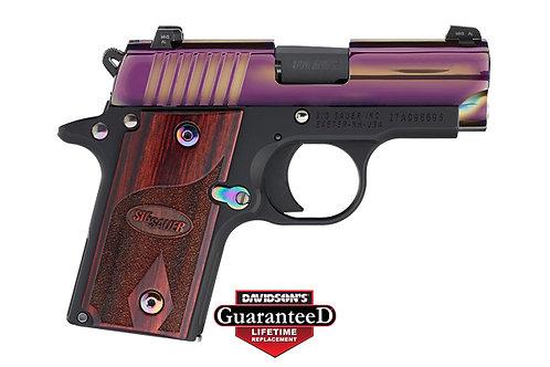 Sig Sauer Model:P238 Rainbow Microcompact