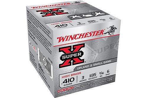 WINCHESTER SUPER X HIGH BRASS GAME 410G 3-.675-6