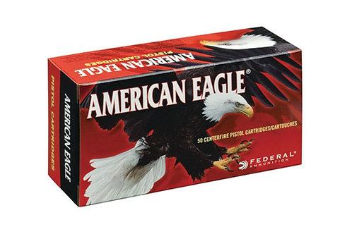 FEDERAL AMERICAN EAGLE 357 SIG 125GR FMJ